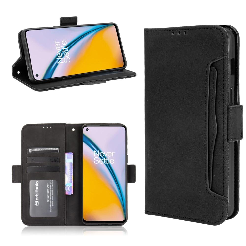 Multi Lommebokdeksel OnePlus Nord 2 5G svart