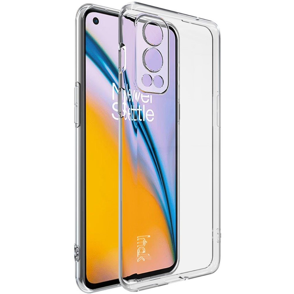 TPU Deksel OnePlus Nord 2 5G Crystal Clear