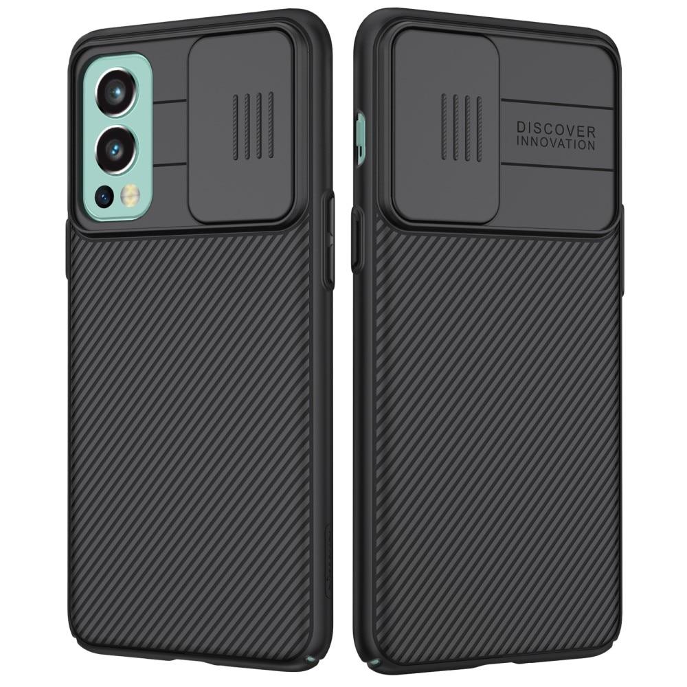 CamShield Deksel OnePlus Nord 2 5G svart