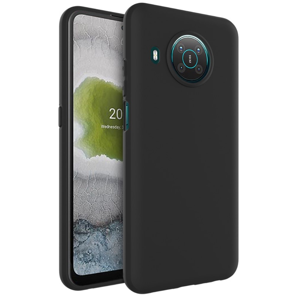 Frosted TPU Case Nokia X10/X20 Black