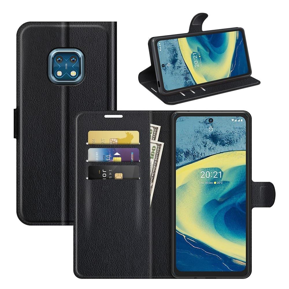 Mobilveske Nokia XR20 svart