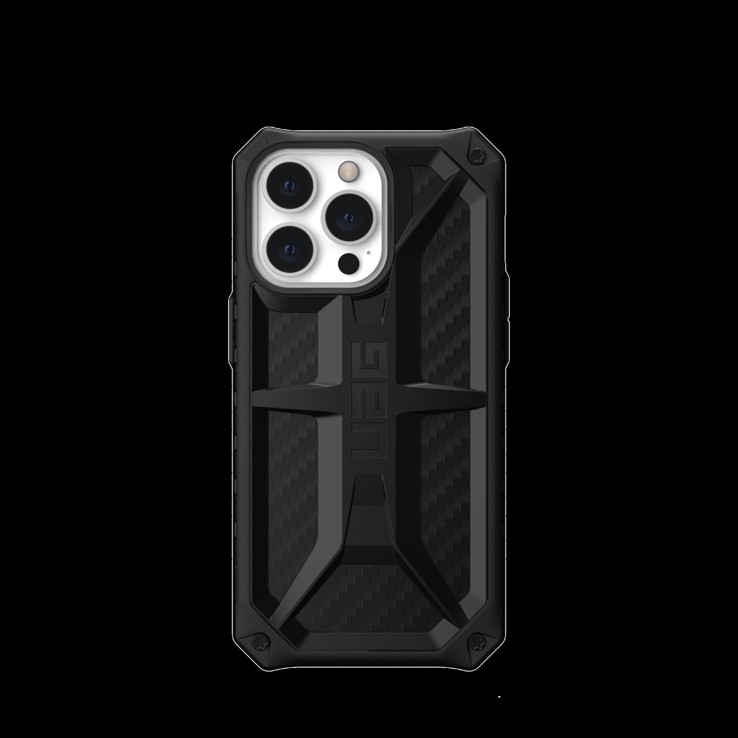 Monarch Series Case iPhone 13 Pro Carbon Fiber