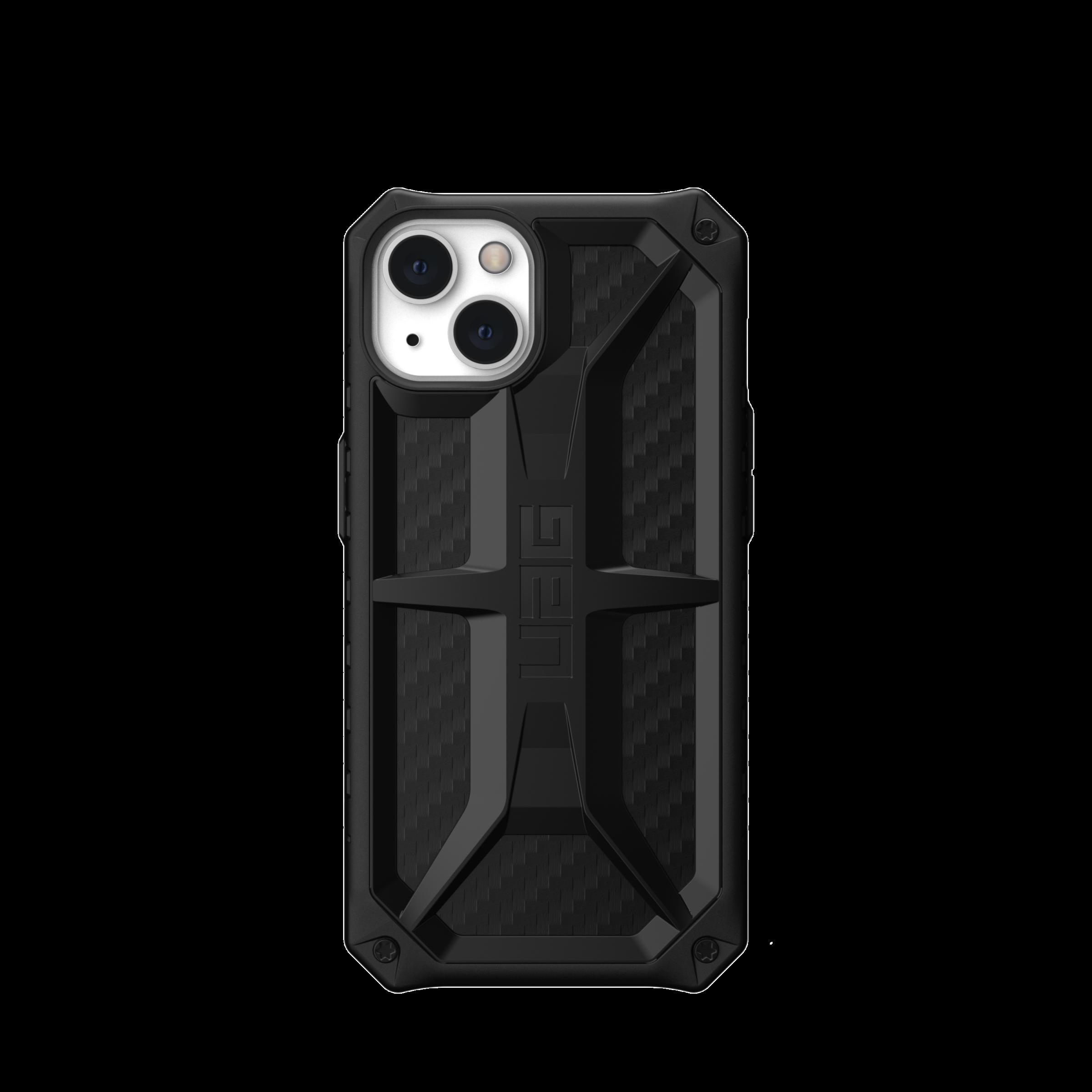 Monarch Series Case iPhone 13 Carbon Fiber