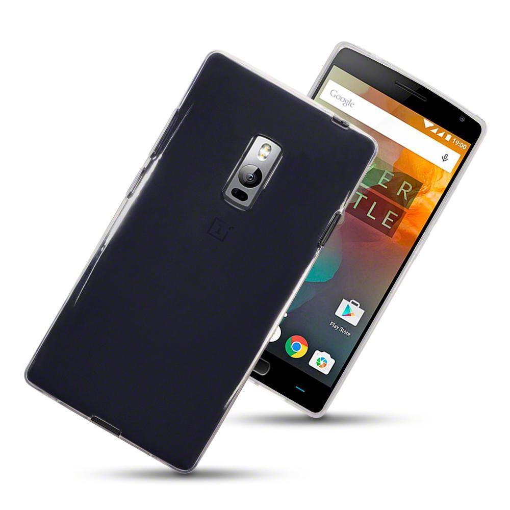 TPU Deksel OnePlus 2 gjennomsiktig