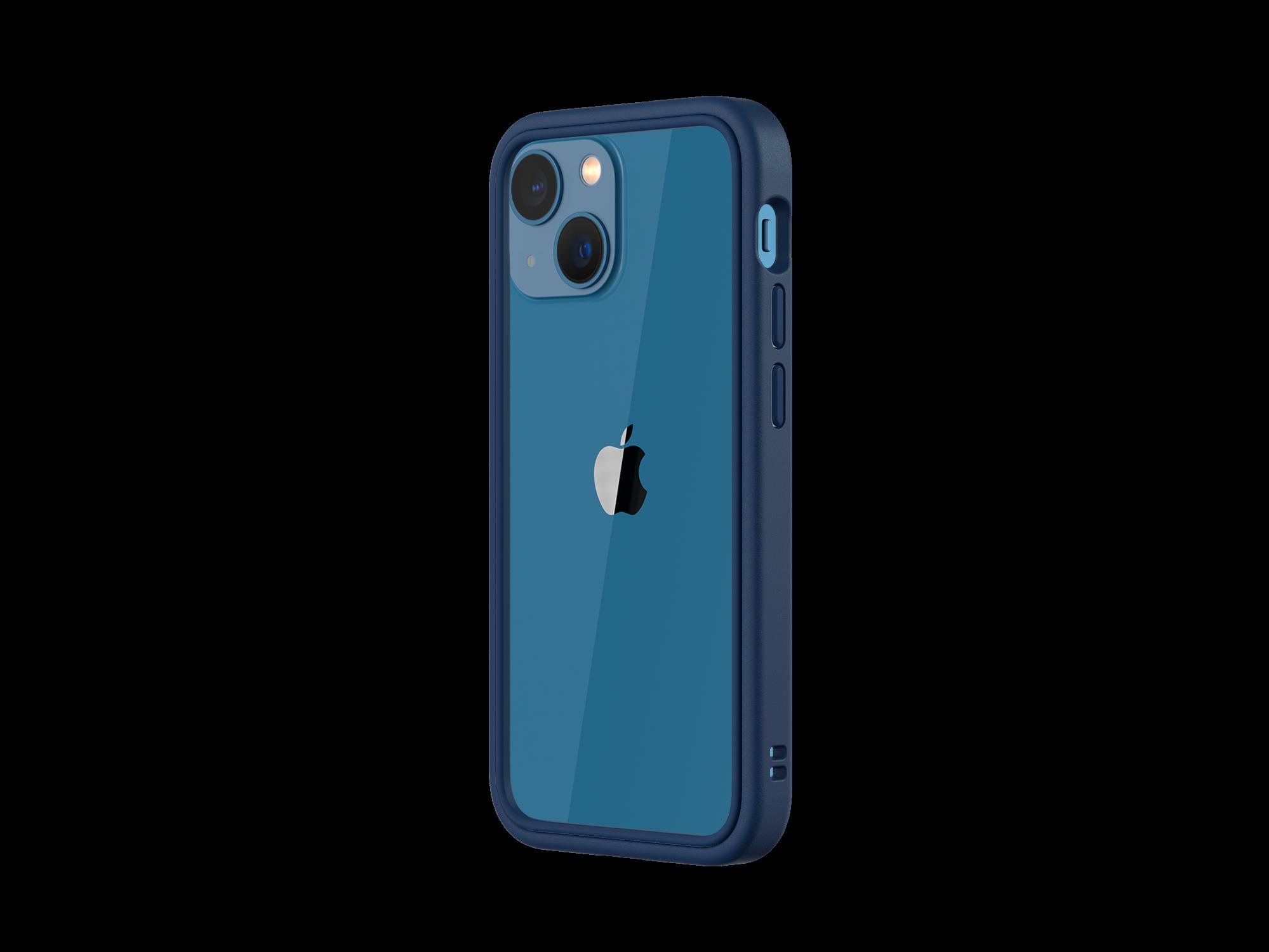 CrashGuard NX Bumper iPhone 13 Mini Navy Blue