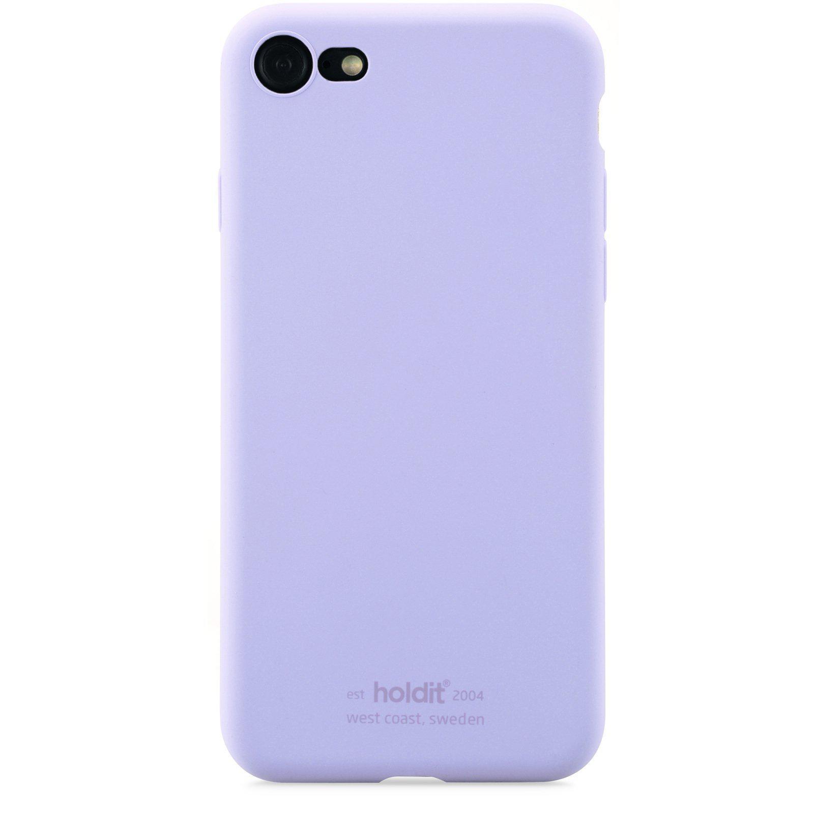 Deksel Silikon iPhone 7/8/SE 2020 Lavender