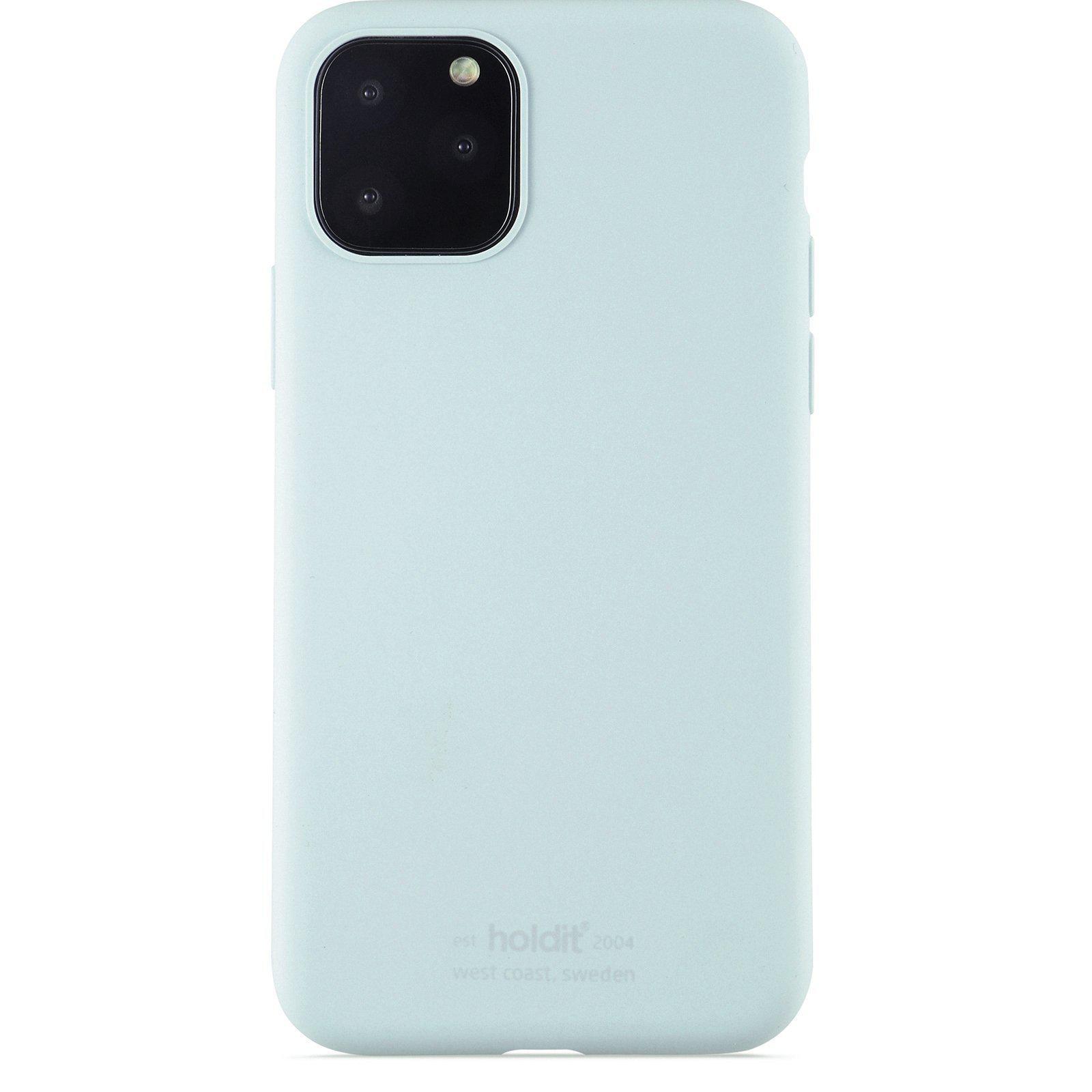 Deksel Silikon iPhone 11 Pro/XS/X Mint
