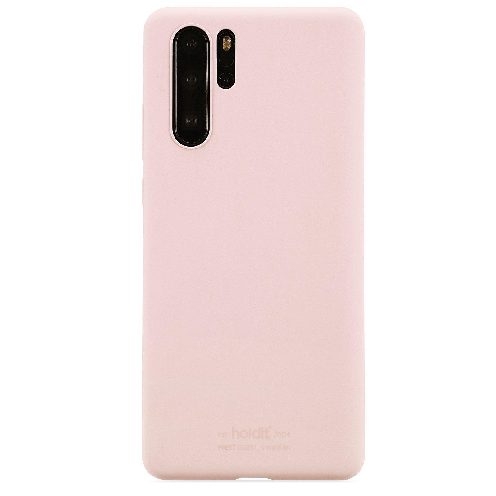 Deksel Silikon Huawei P30 Pro Blush Pink