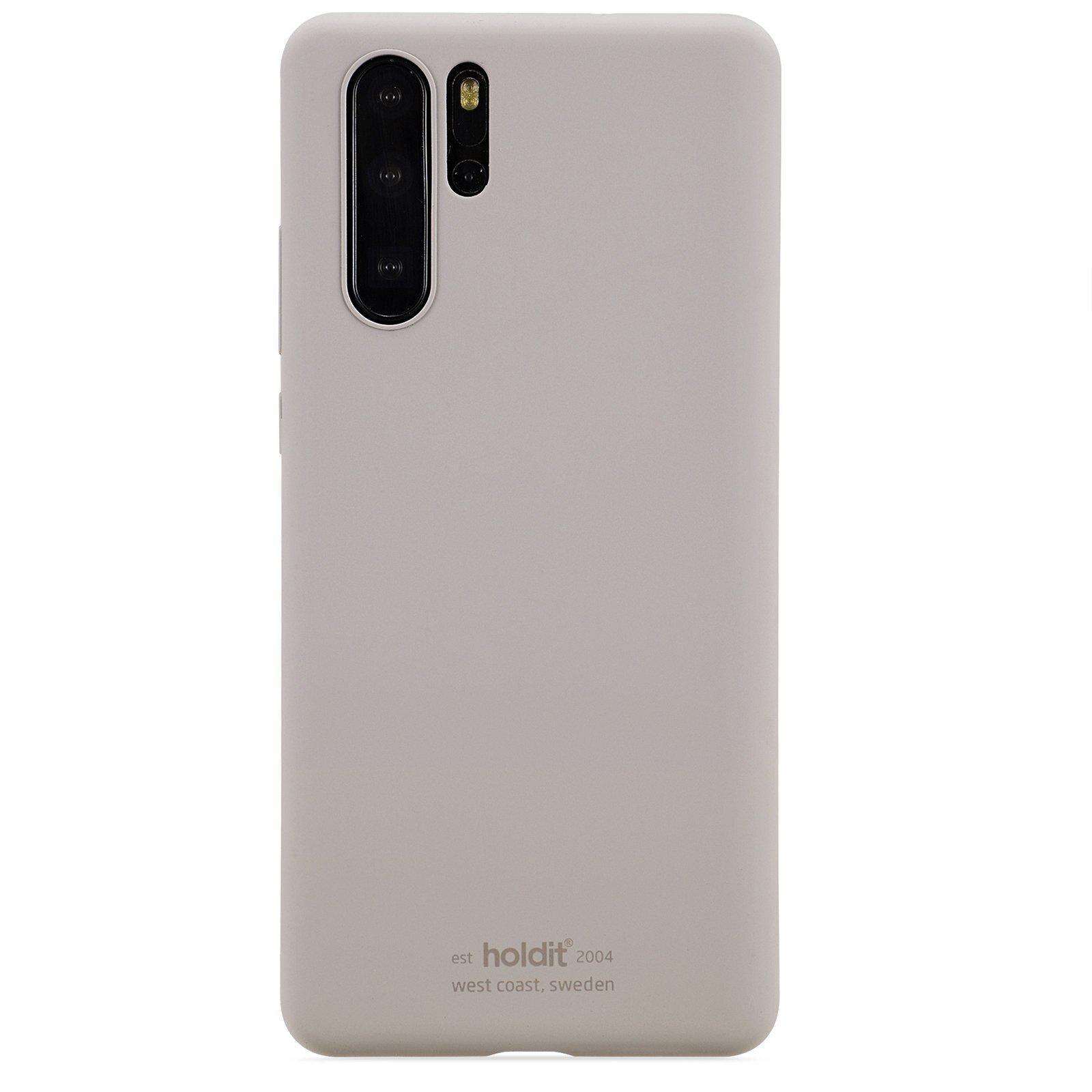 Deksel Silikon Huawei P30 Pro Taupe