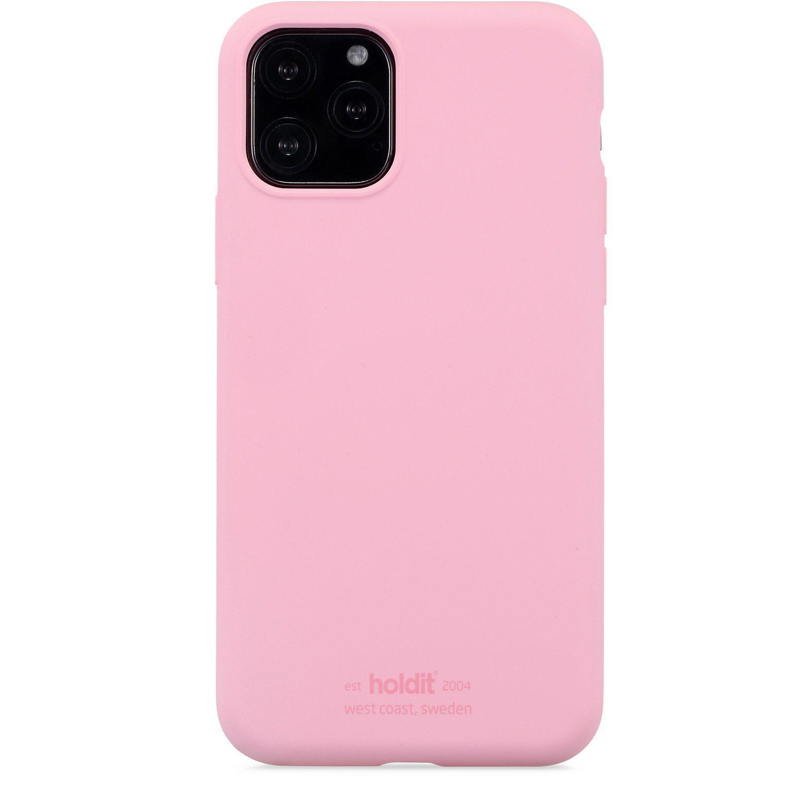 Deksel Silikon iPhone 11 Pro/XS/X Rosaer