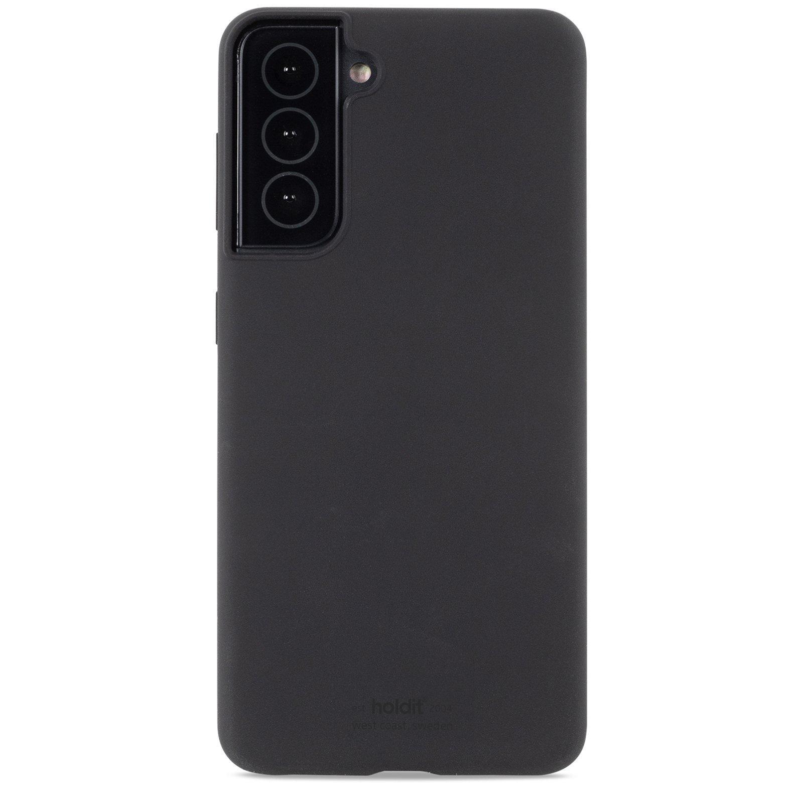 Deksel Silikon Samsung Galaxy S21 Svart