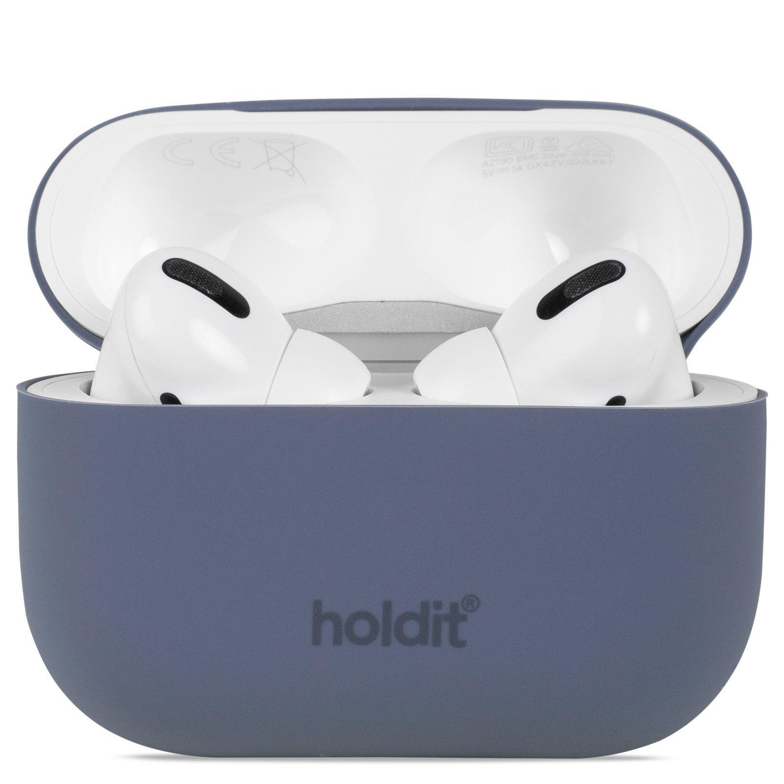 Deksel Silikon Apple AirPods Pro Pacific Blue