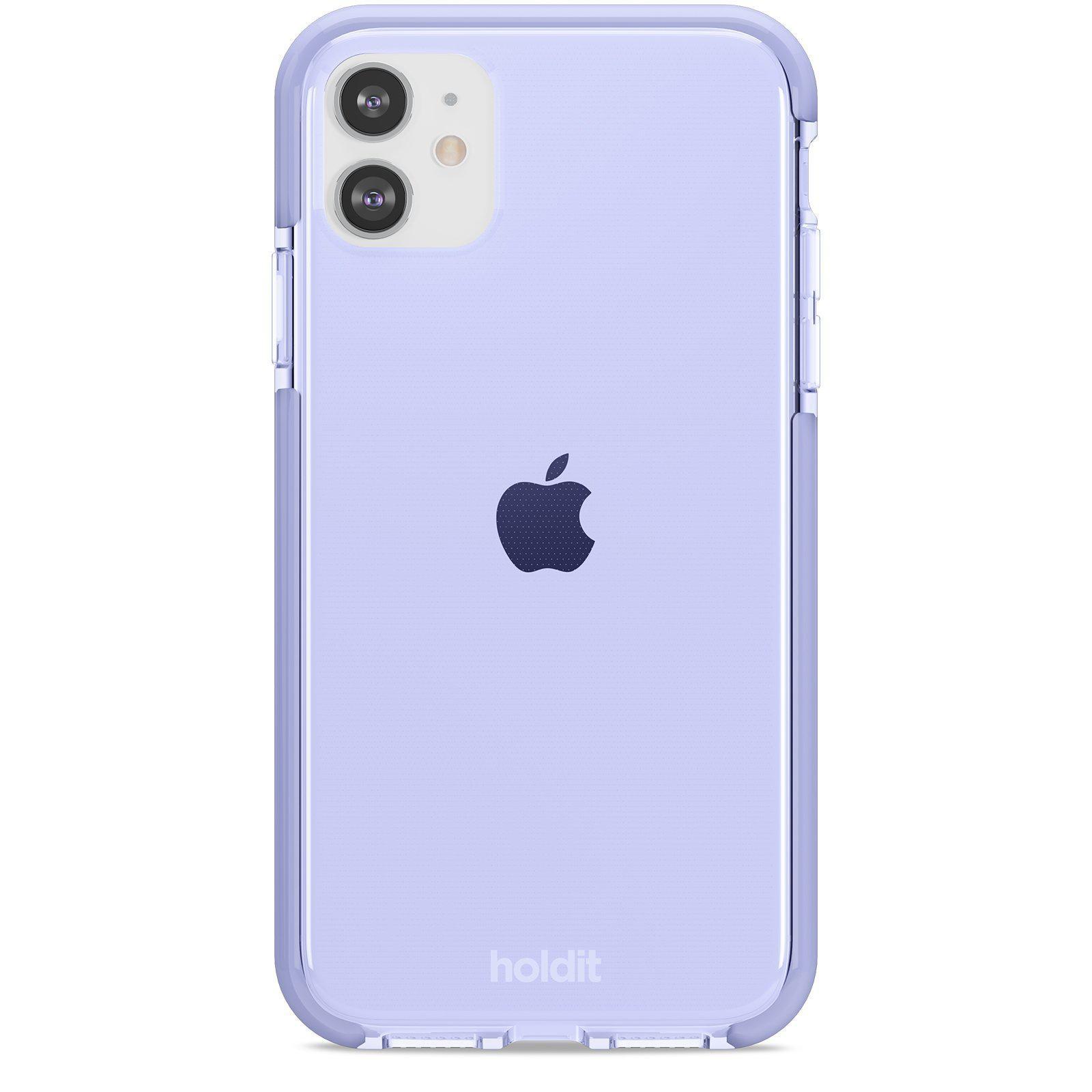 Deksel Seethru iPhone 11/XR Lavender