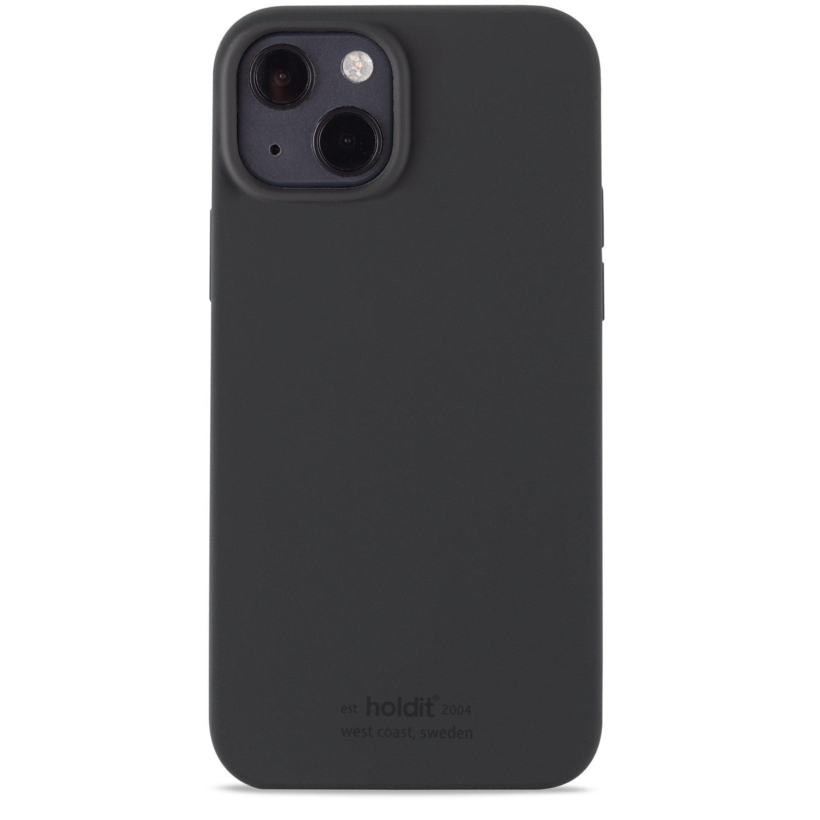 Deksel Silikon iPhone 13 Black