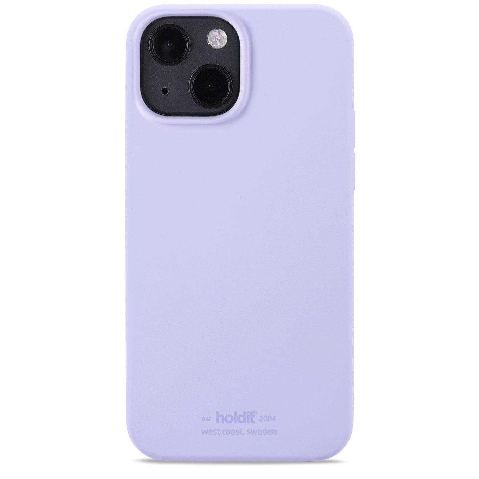 Deksel Silikon iPhone 13 Lavender