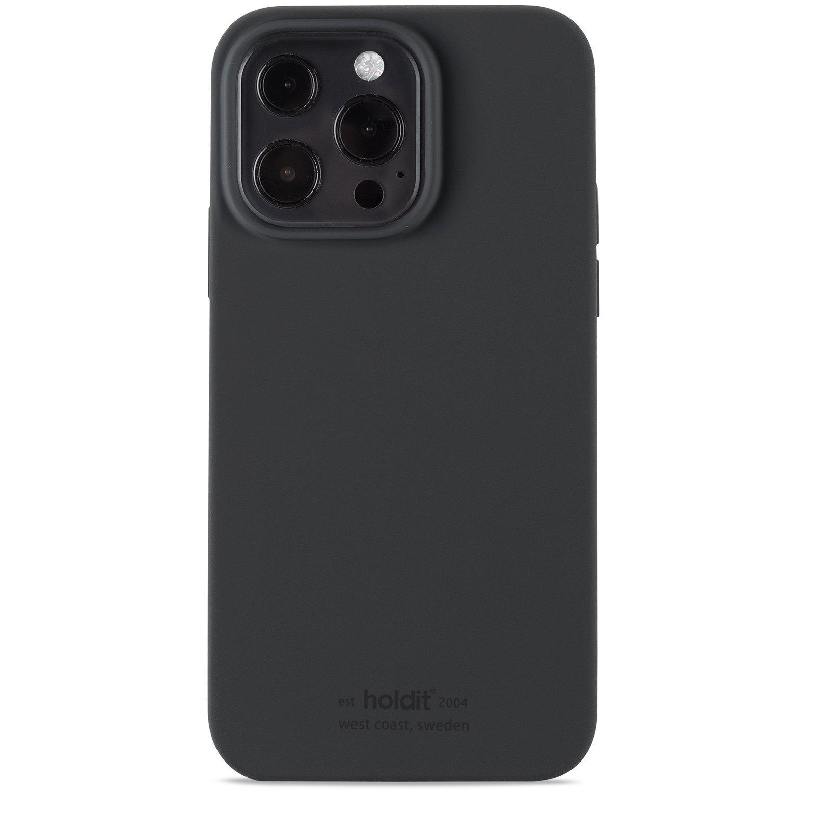 Deksel Silikon iPhone 13 Pro Black