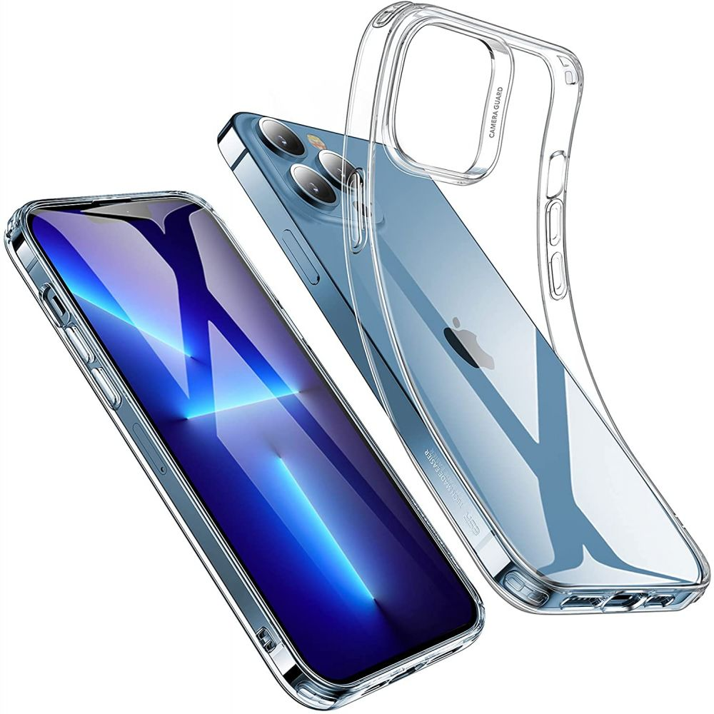 Project Zero Case iPhone 13 Pro Max Clear