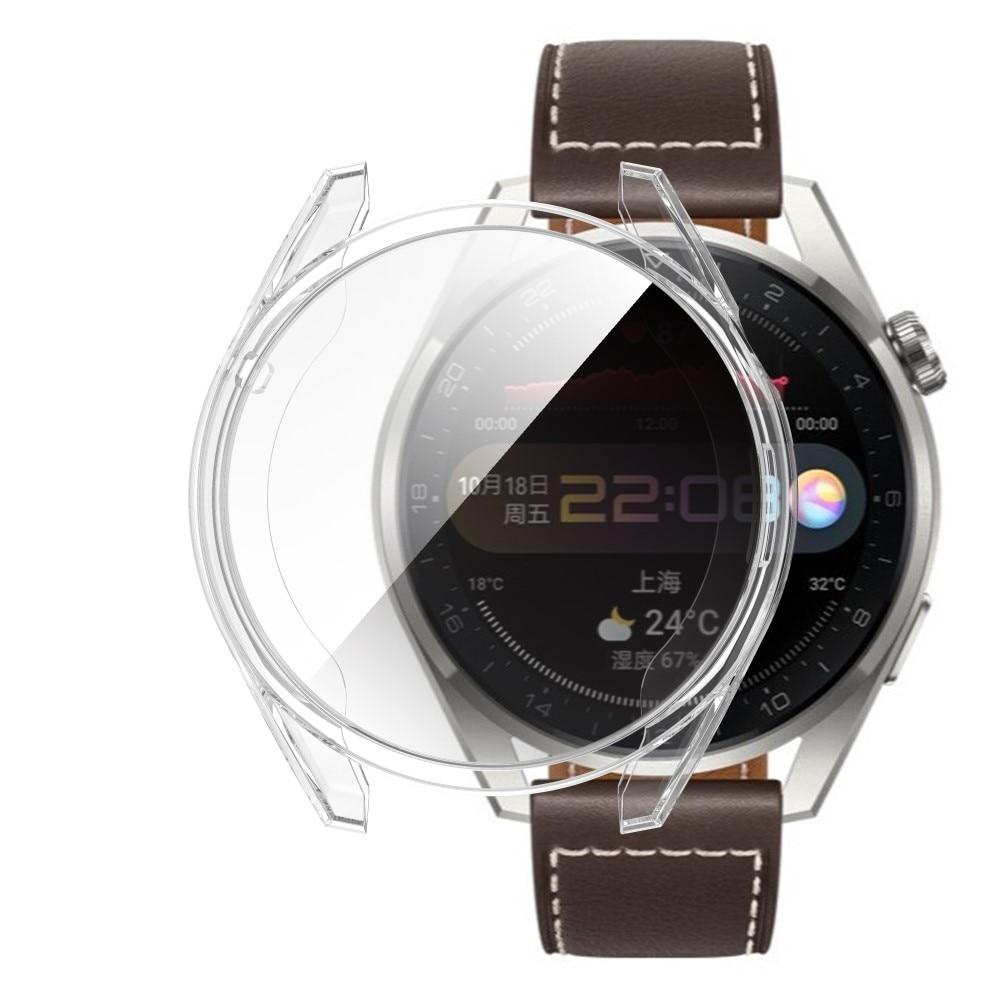Heldekkende Deksel Huawei Watch 3 Pro clear