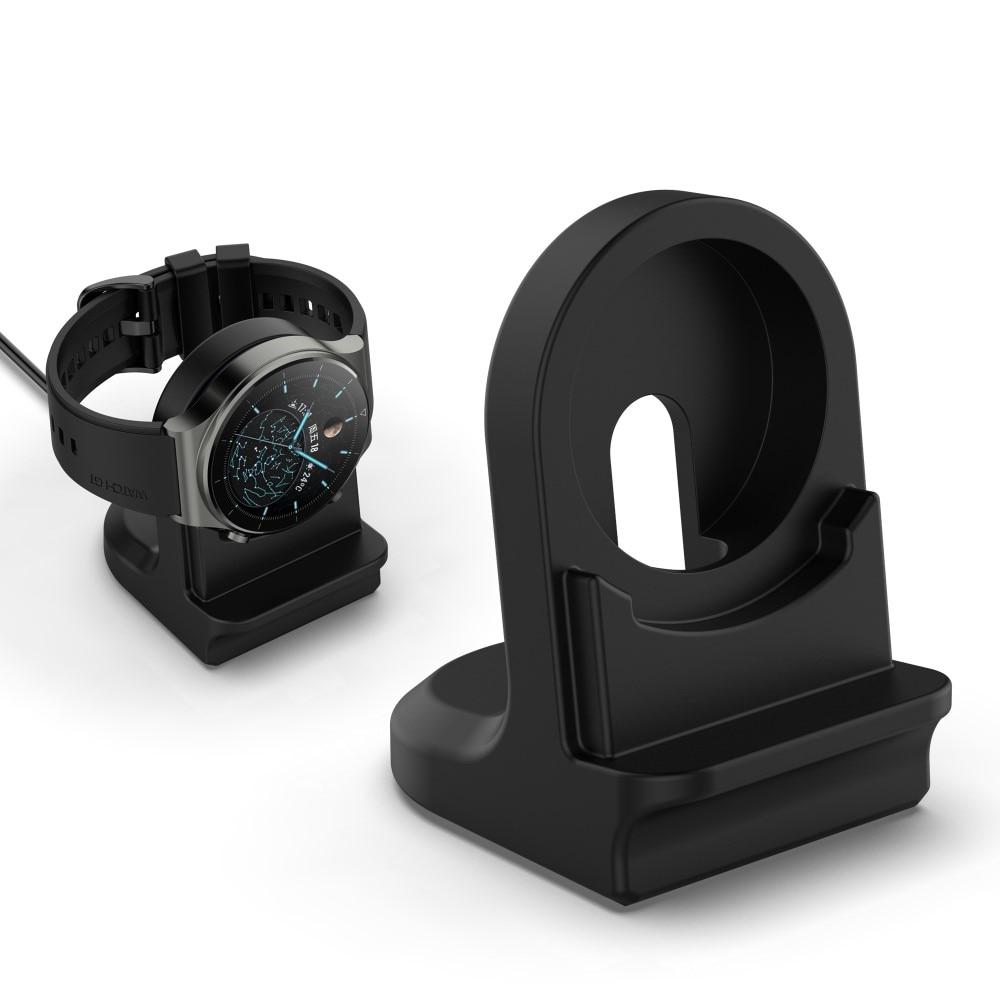 Ladestativ Huawei Watch 3/3 Pro/ GT 2 Pro svart