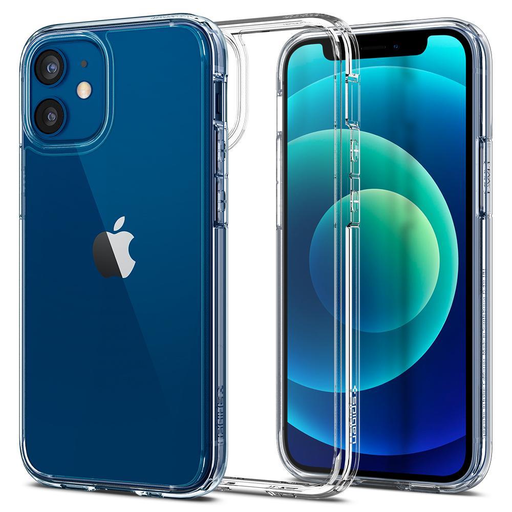 iPhone 13 Mini Case Ultra Hybrid Crystal Clear