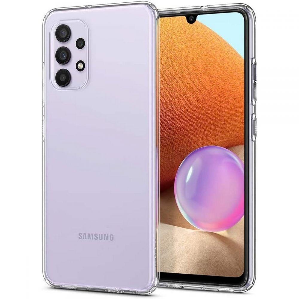 Galaxy A32 4G Case Liquid Crystal Clear