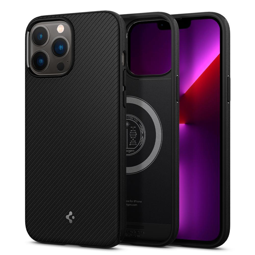 iPhone 13 Pro Max Case Mag Armor Black
