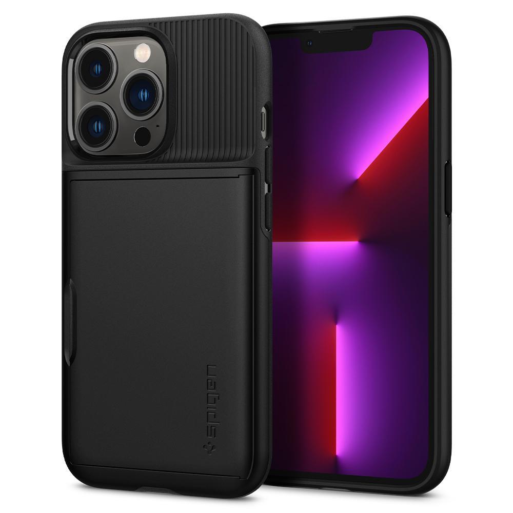 iPhone 13 Pro Case Slim Armor CS Black