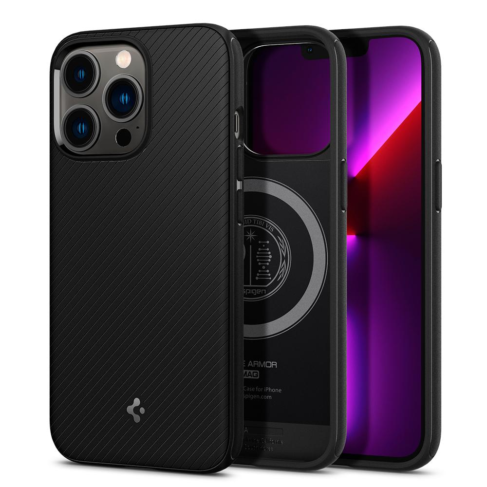 iPhone 13 Pro Case Mag Armor Black