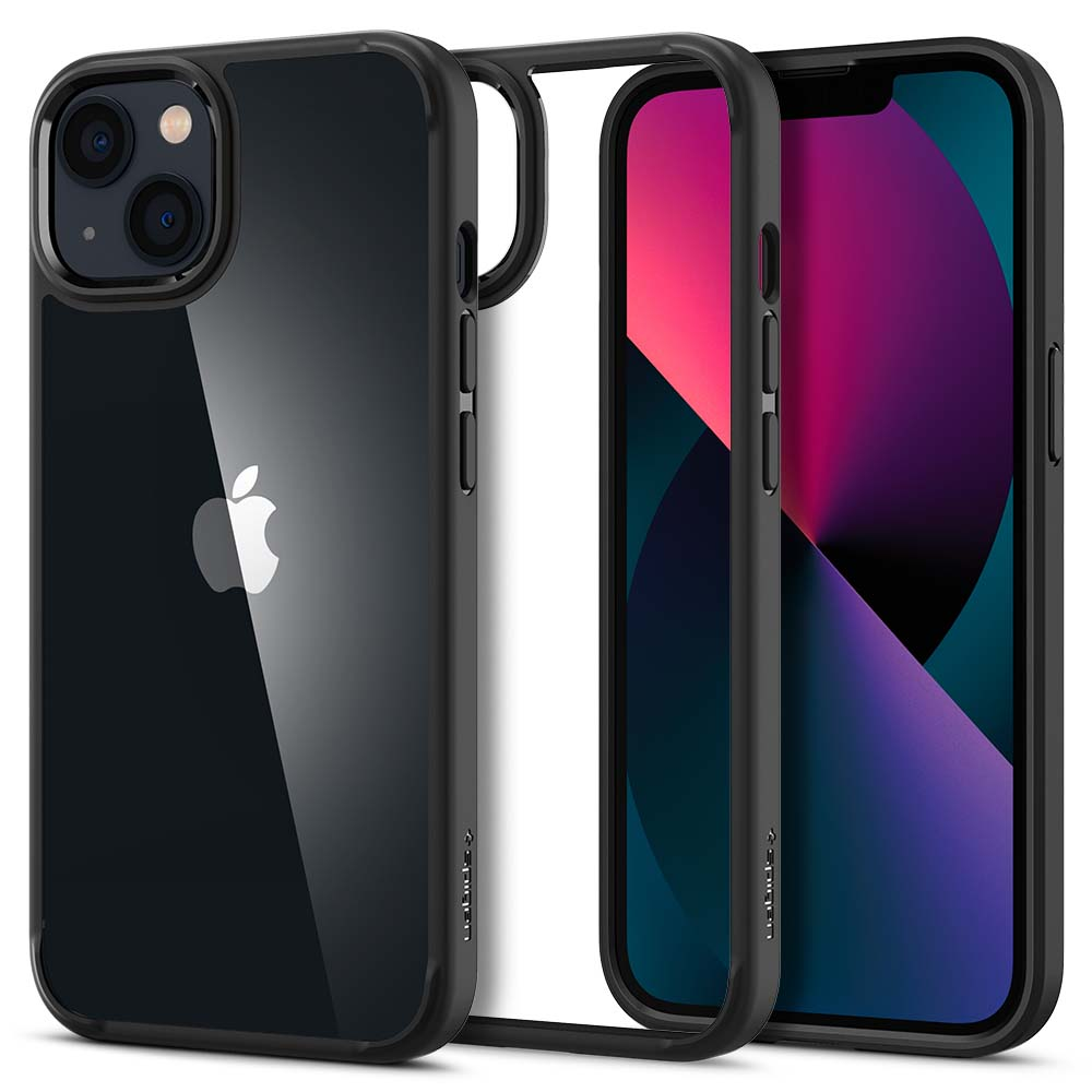 iPhone 13 Case Ultra Hybrid Matte Black