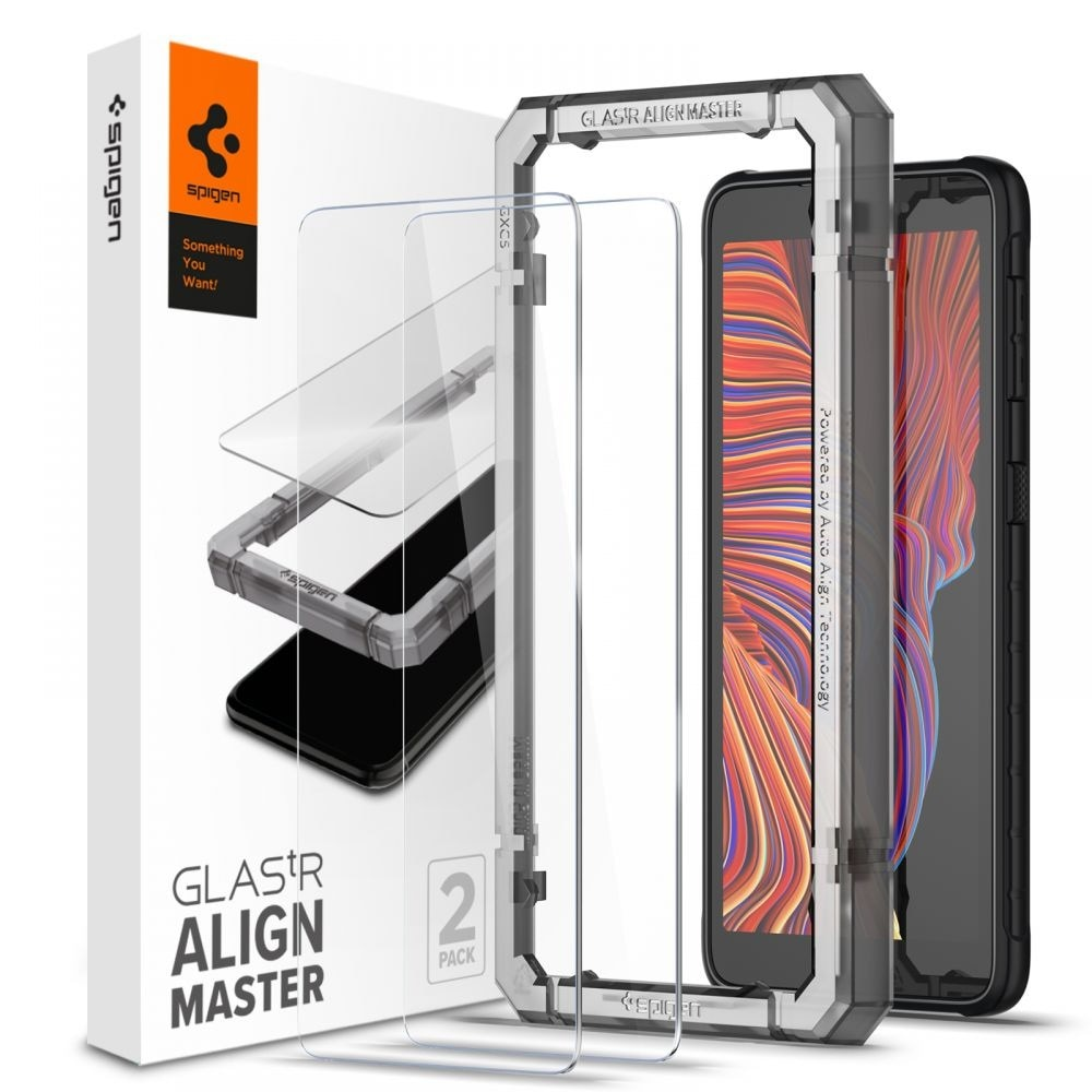 Galaxy Xcover 5 AlignMaster GLAS.tR (2-pack)
