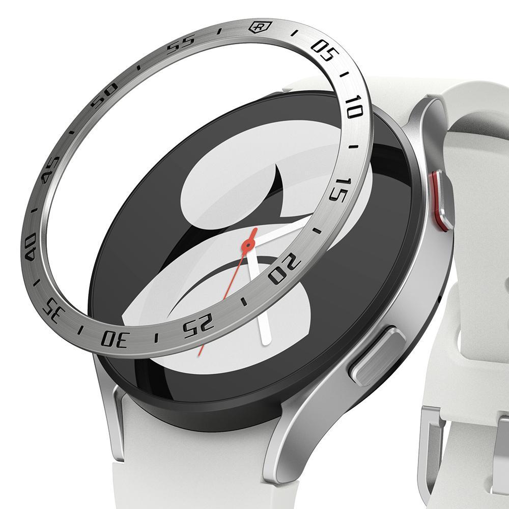 Bezel Styling Galaxy Watch 4 44mm Silver