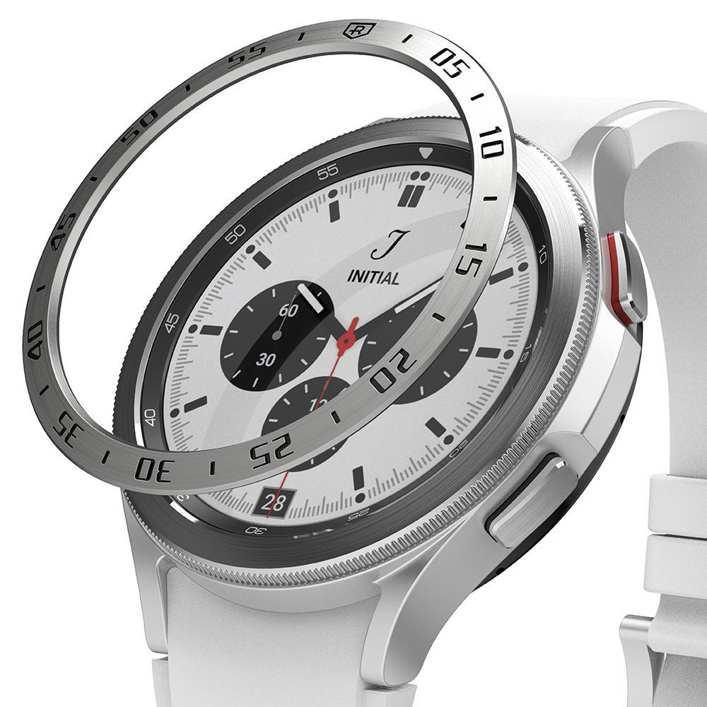 Bezel Styling Galaxy Watch 4 Classic 46mm Silver