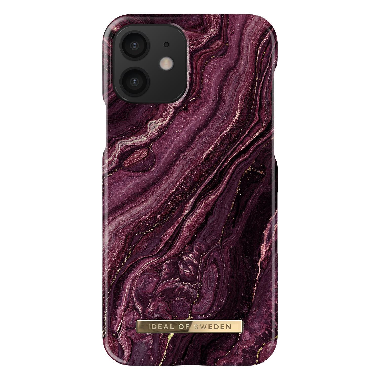 Fashion Case iPhone 13 Pro Golden Plum