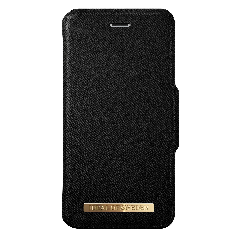 Fashion Wallet iPhone 6/6S/7/8/SE 2020 Black