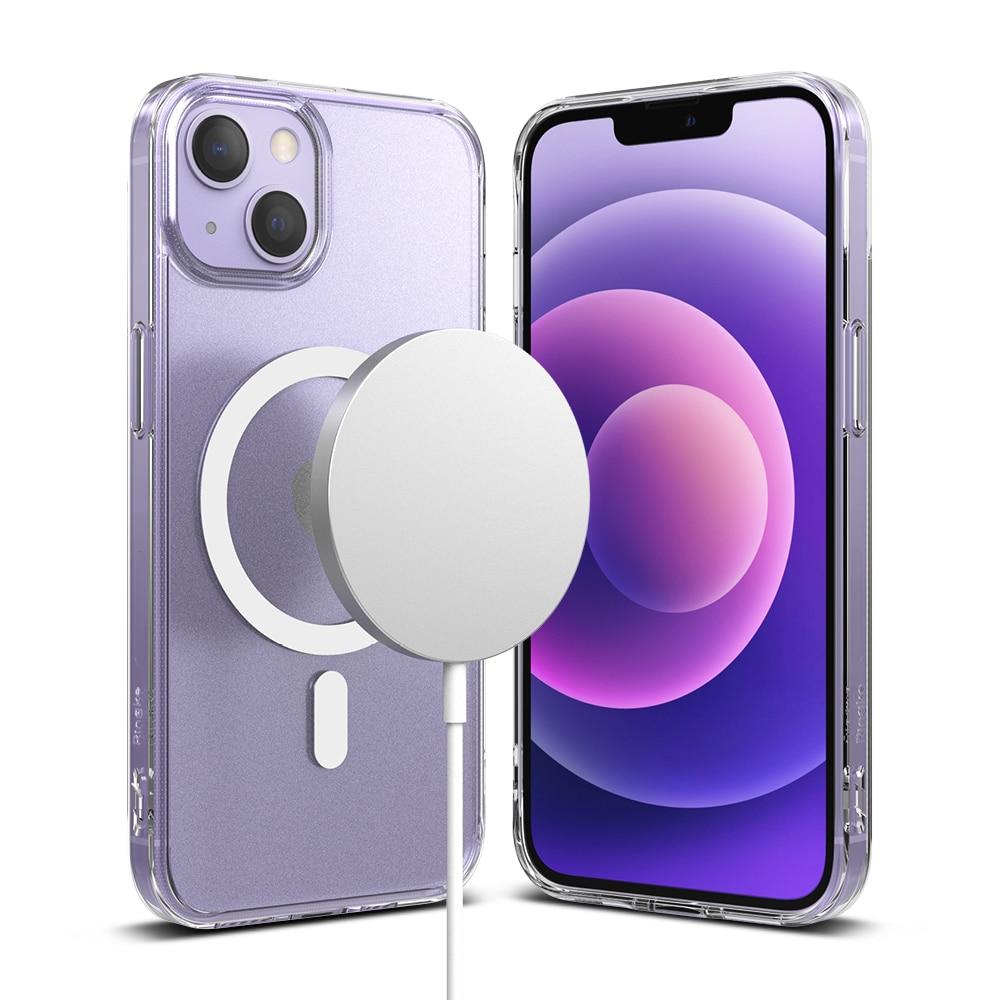 Fusion Magnetic Case iPhone 13 Mini Matte Clear