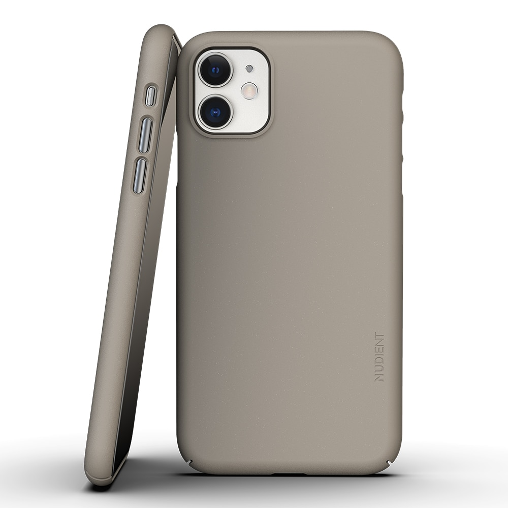 Thin Case V3 iPhone 11 Clay Beige