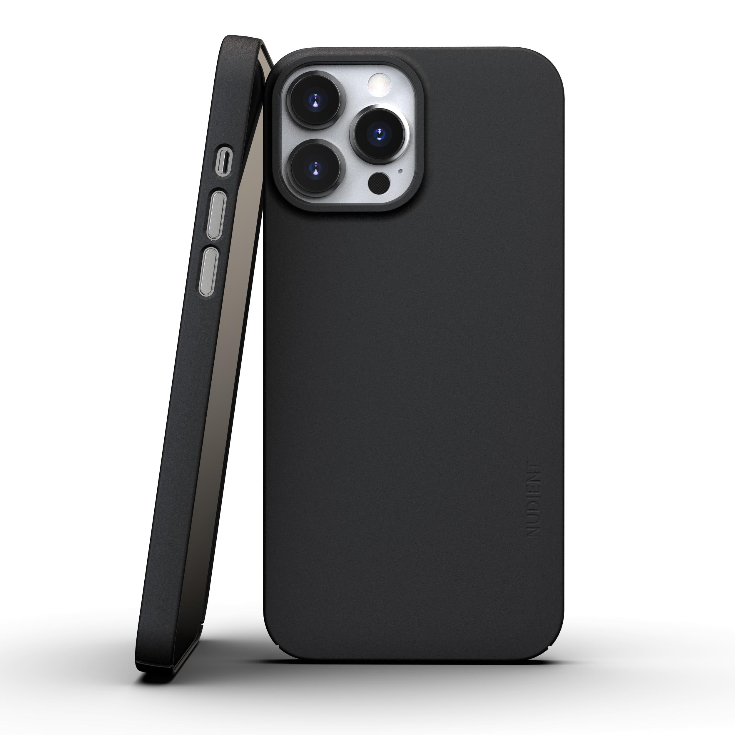 Thin Case V3 iPhone 13 Pro Max Ink Black