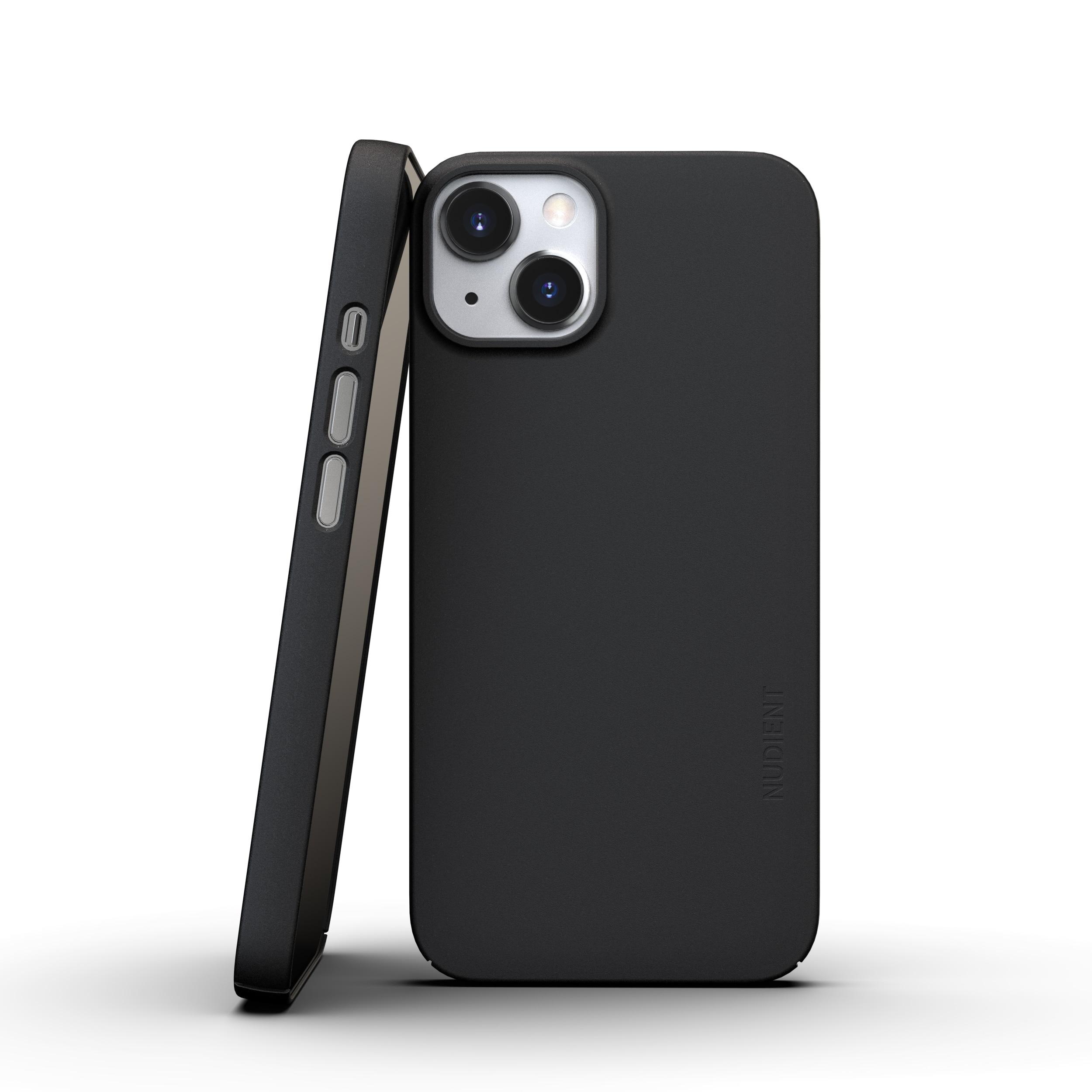 Thin Case V3 iPhone 13 Ink Black