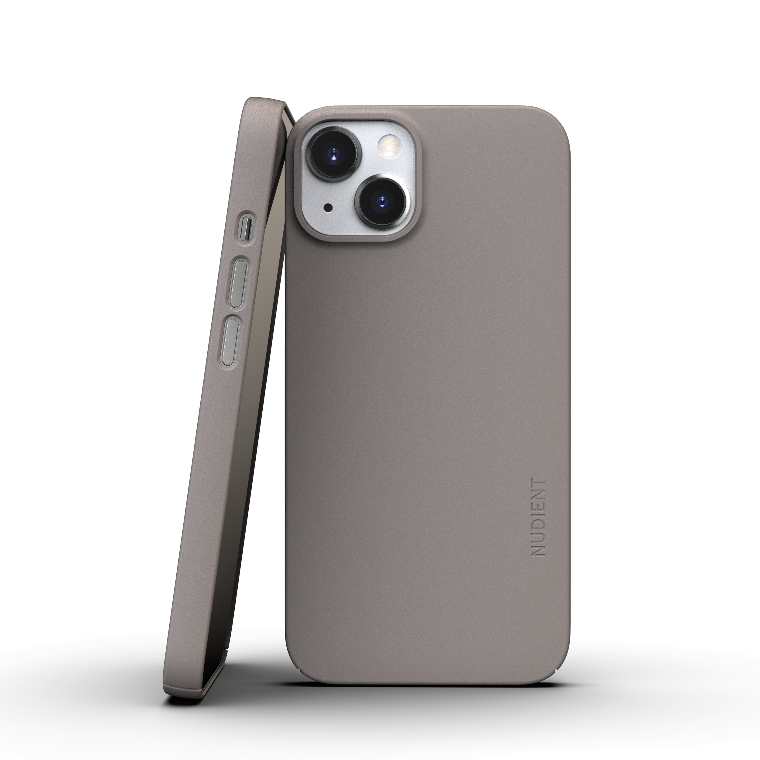 Thin Case V3 iPhone 13 Clay Beige
