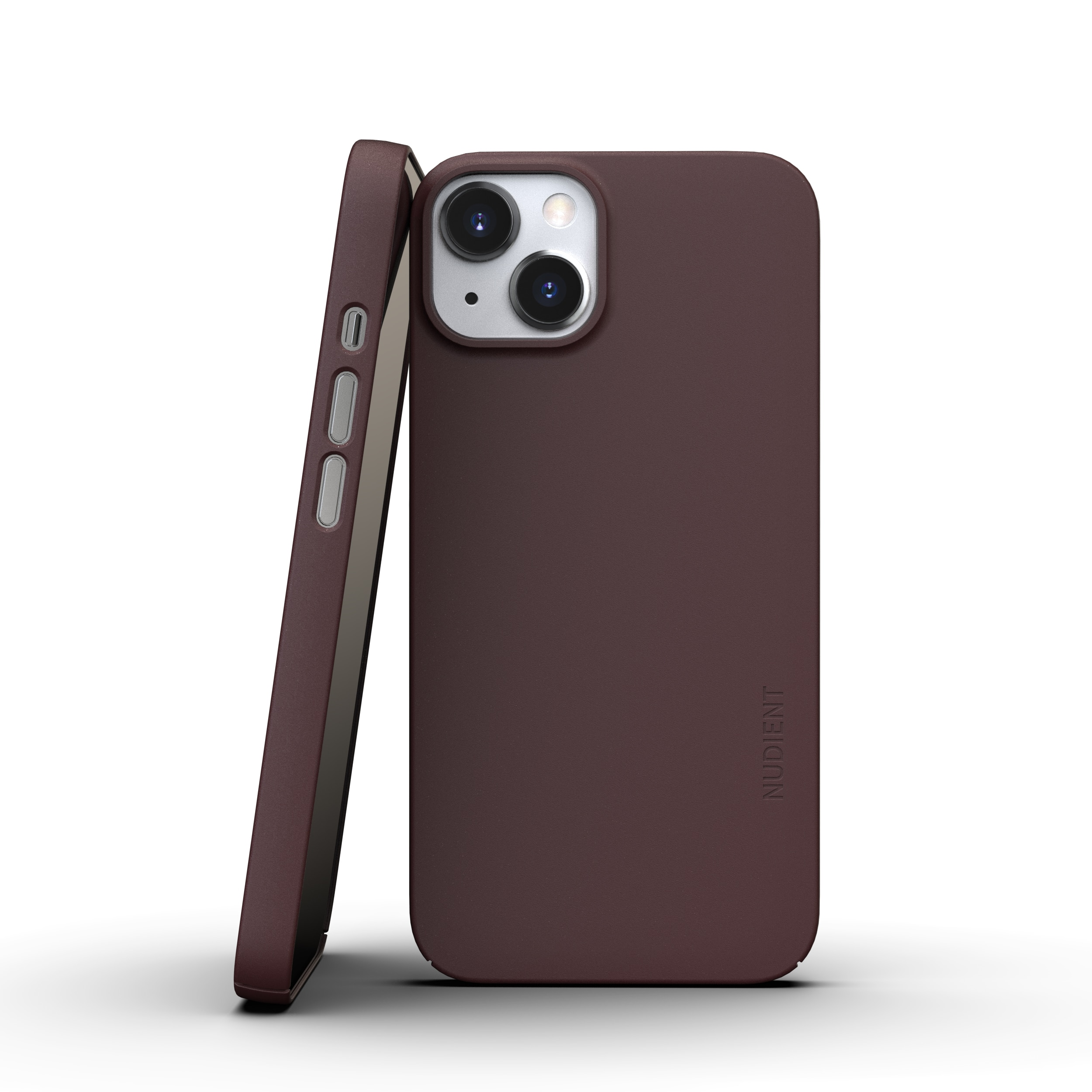 Thin Case V3 iPhone 13 Sangria Red