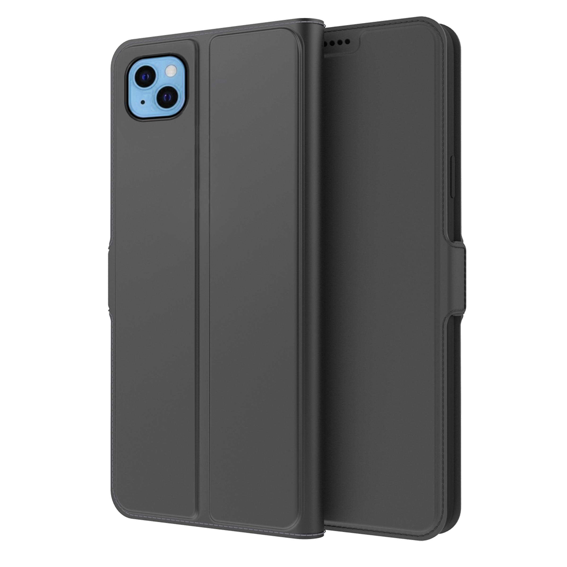 Slim Card Wallet iPhone 13 svart
