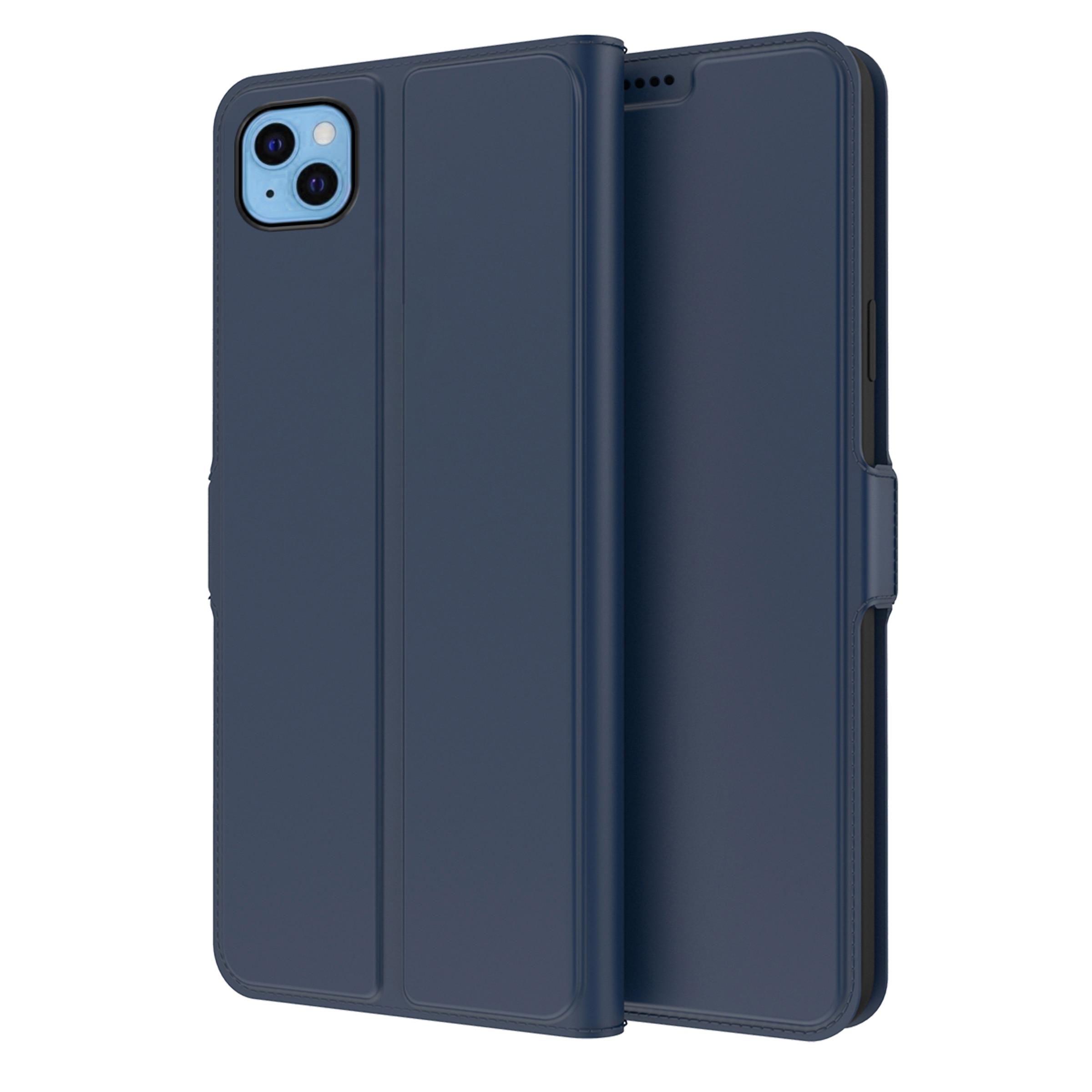 Slim Card Wallet iPhone 13 blå