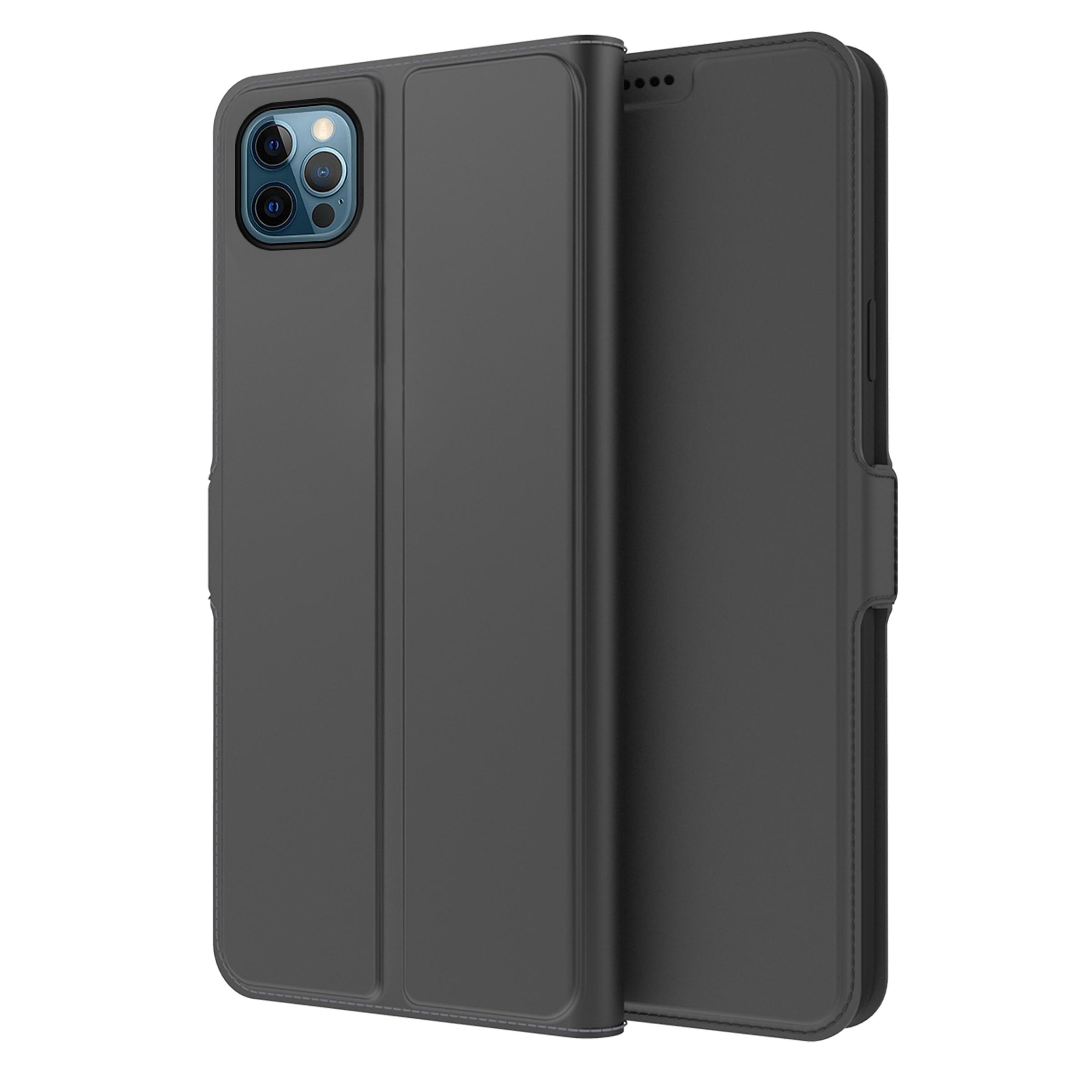 Slim Card Wallet iPhone 13 Pro Max svart