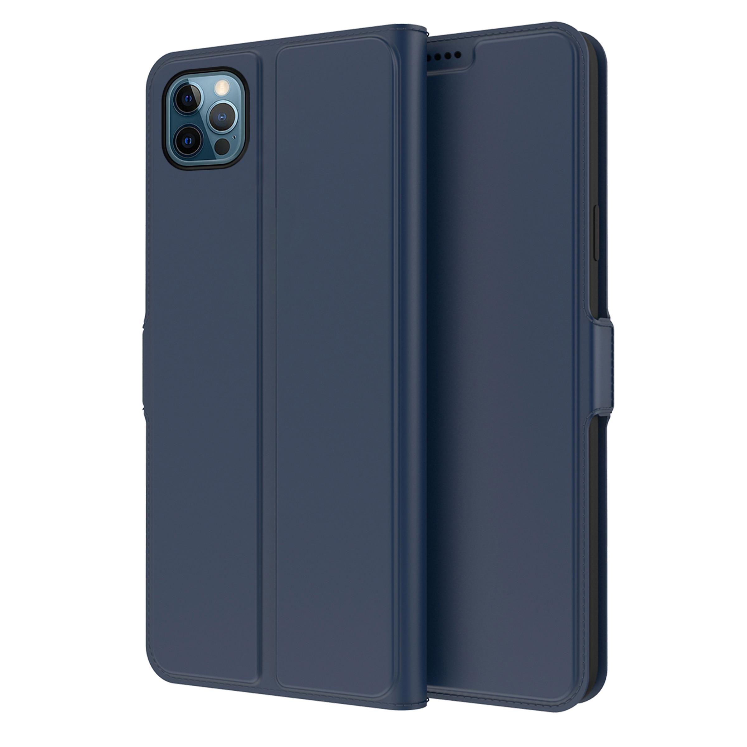 Slim Card Wallet iPhone 13 Pro Max blå
