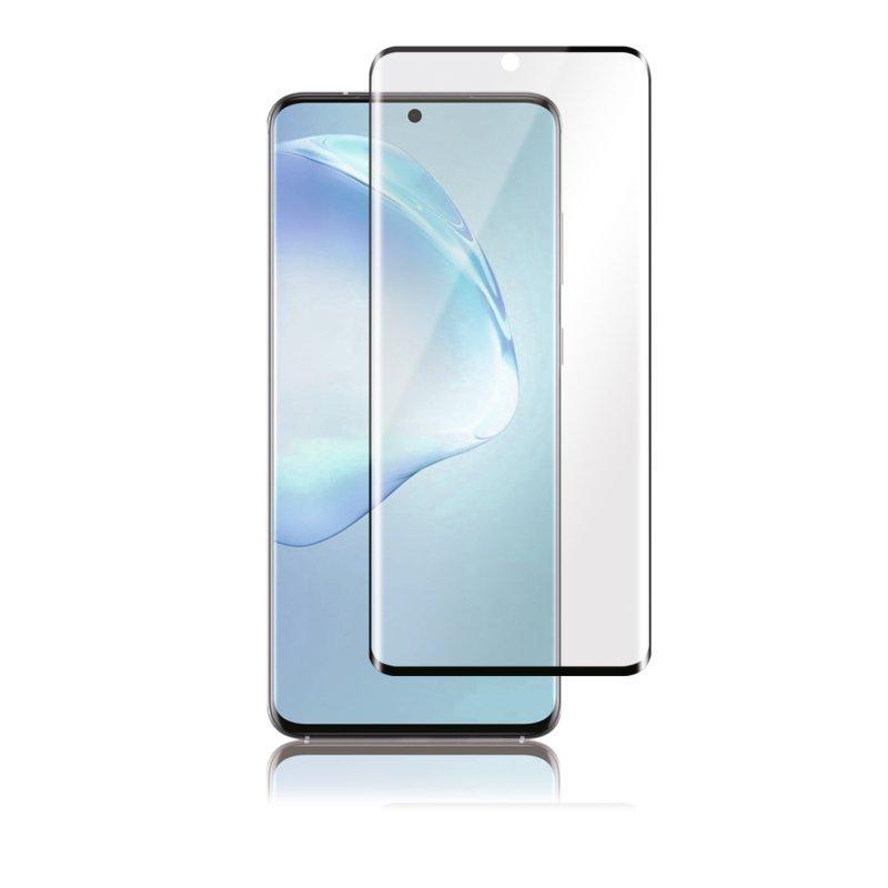 Curved Glass Samsung Galaxy S20 Black