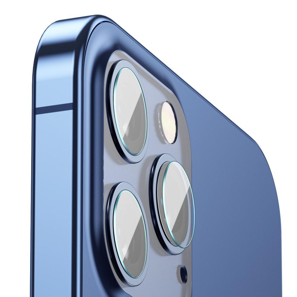 0.25mm Herdet Glass Linsebeskyttelse iPhone 12 Pro/12 Pro Max (2-pack)