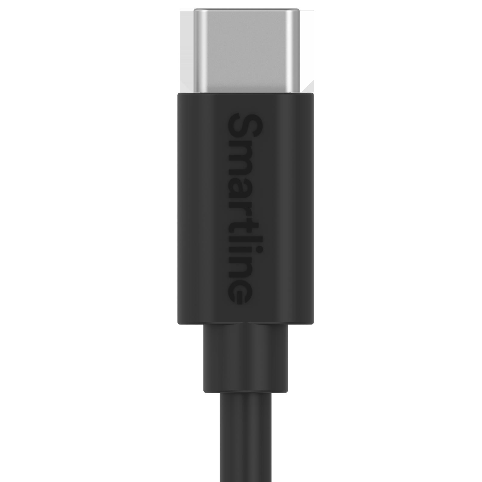 USB Cable USB-C 3m svart
