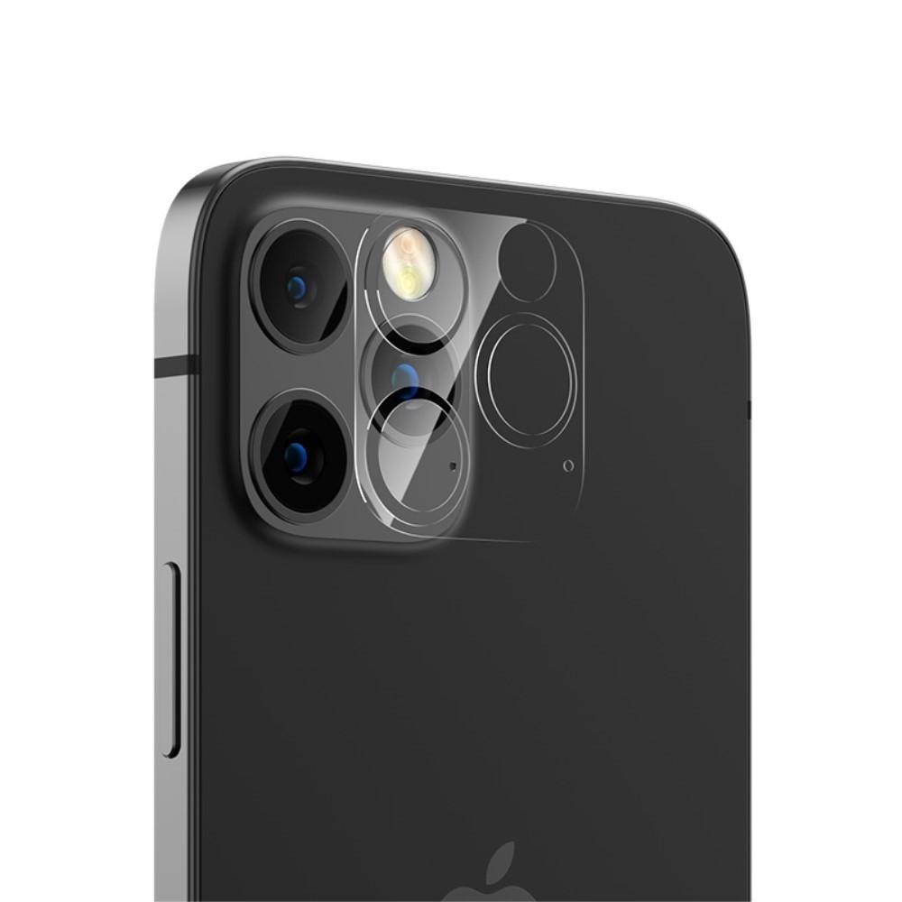 0.15mm Herdet Glass Linsebeskyttelse iPhone 12 Pro (2-pack)