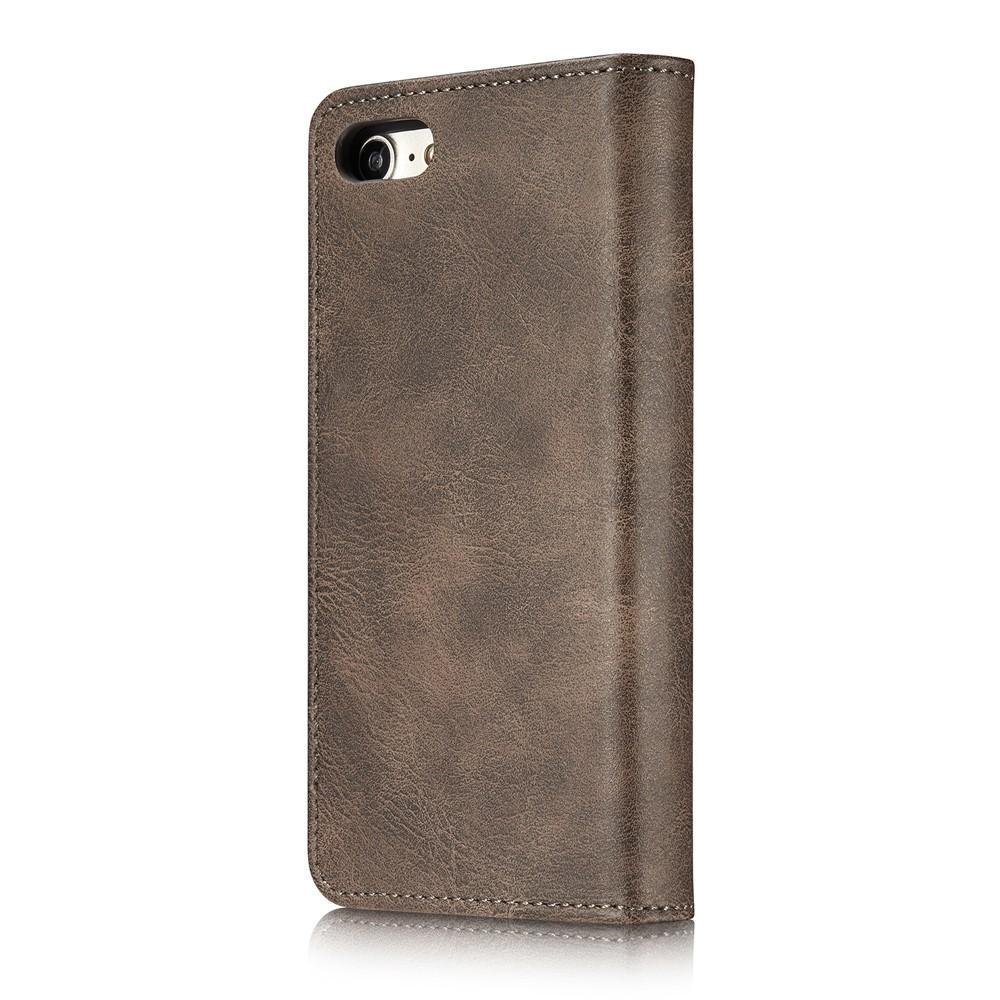 Magnet Wallet Apple iPhone 7/8/SE 2020 Brown