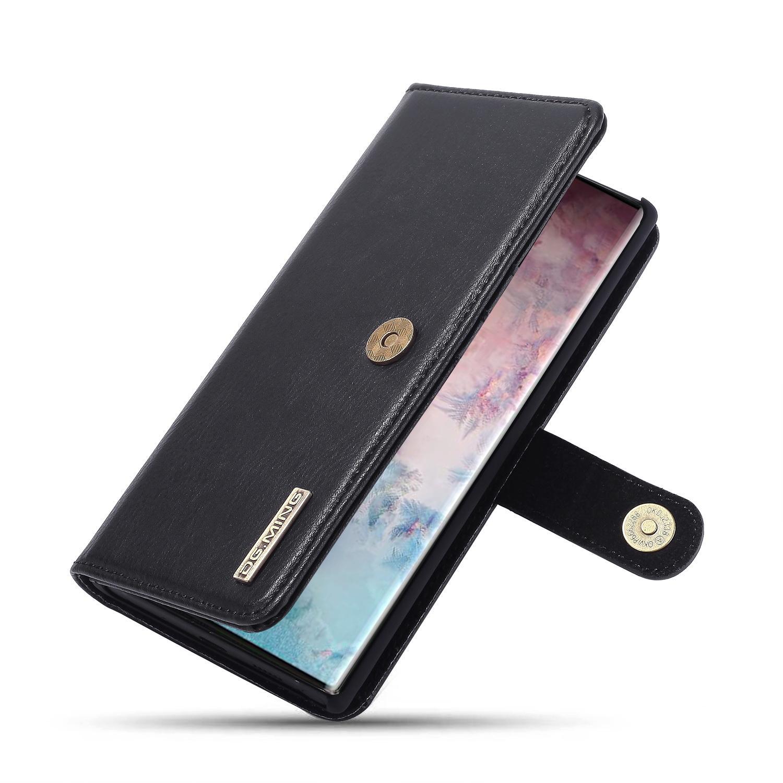 Magnet Wallet Galaxy Note 10 Black